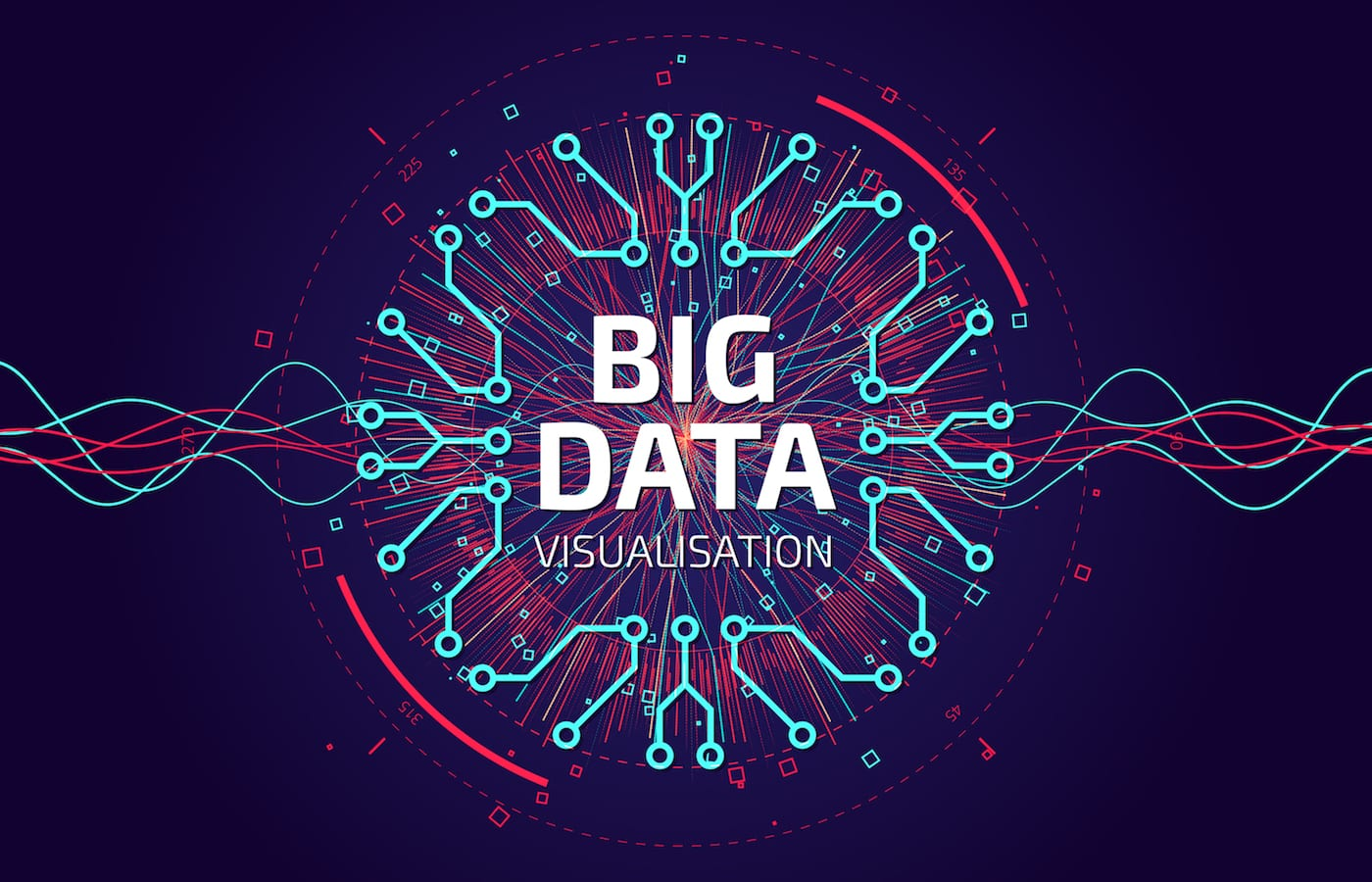 The Many Sources Of Big Data to View the Big Picture.